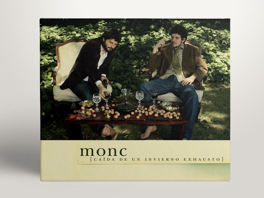Monc CD Artwork