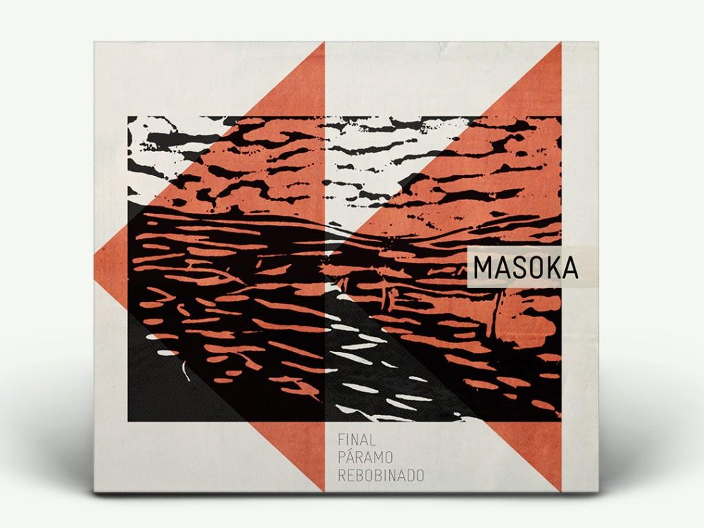 Masoka CD Artwork