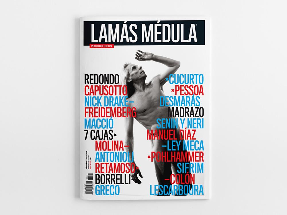 Lamás Médula Magazine