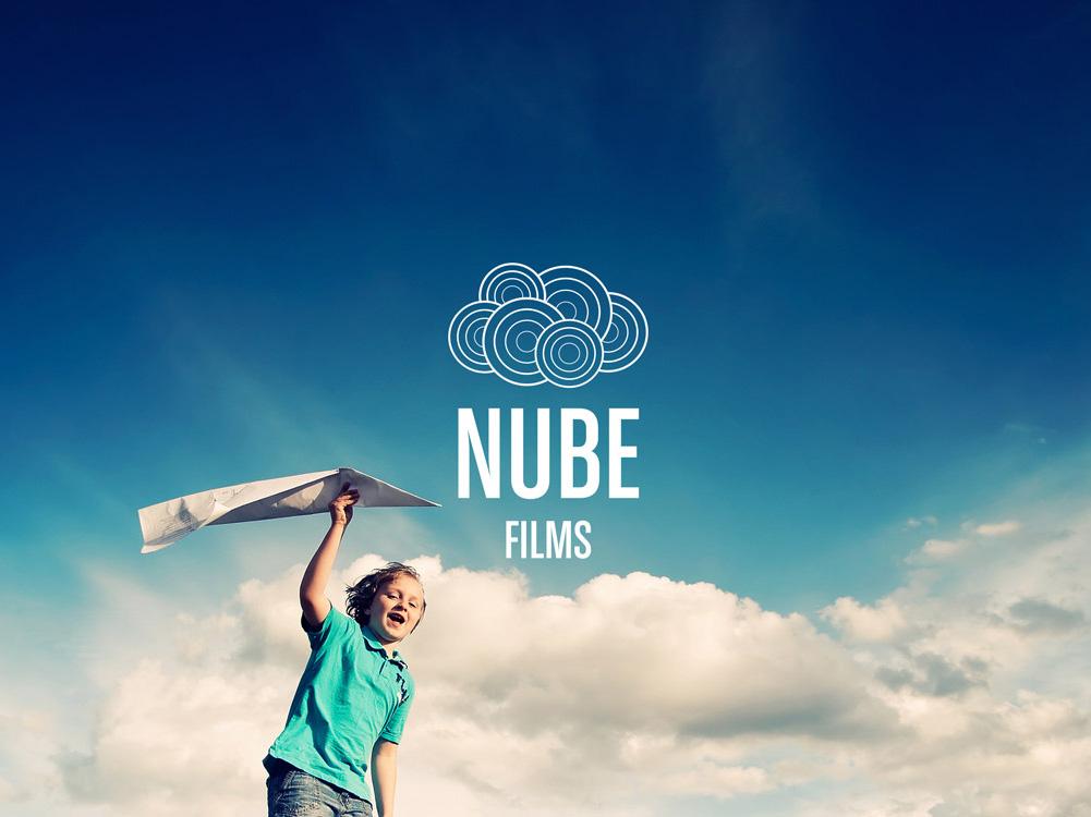 Nube Films Identity