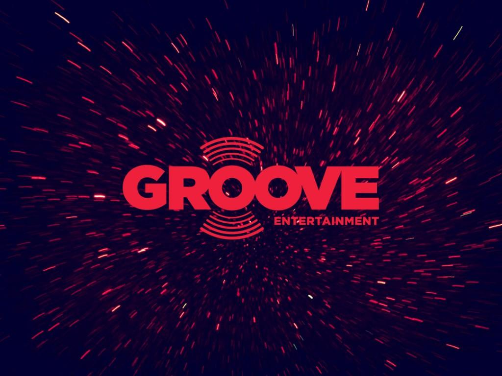 Groove Entertainment Identity