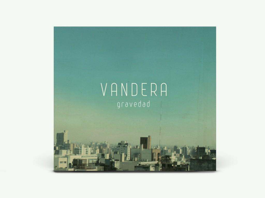 Vandera CD Artwork