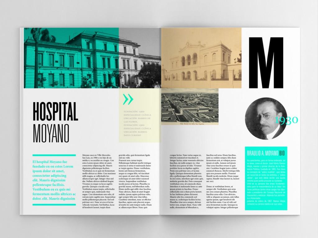 Hospitales Argentinos Magazine. Montepellier Laboratory