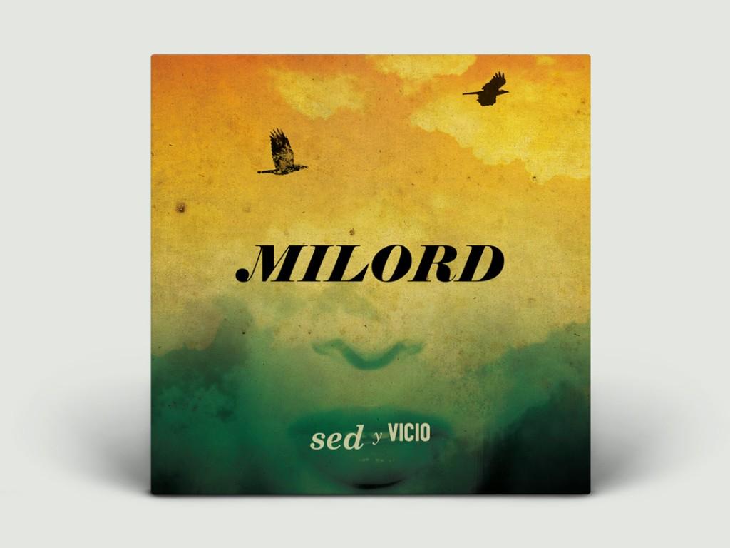 Milord CD Artwork